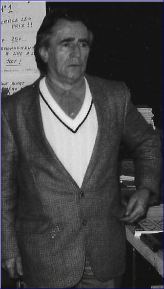 Joseph rouffanche